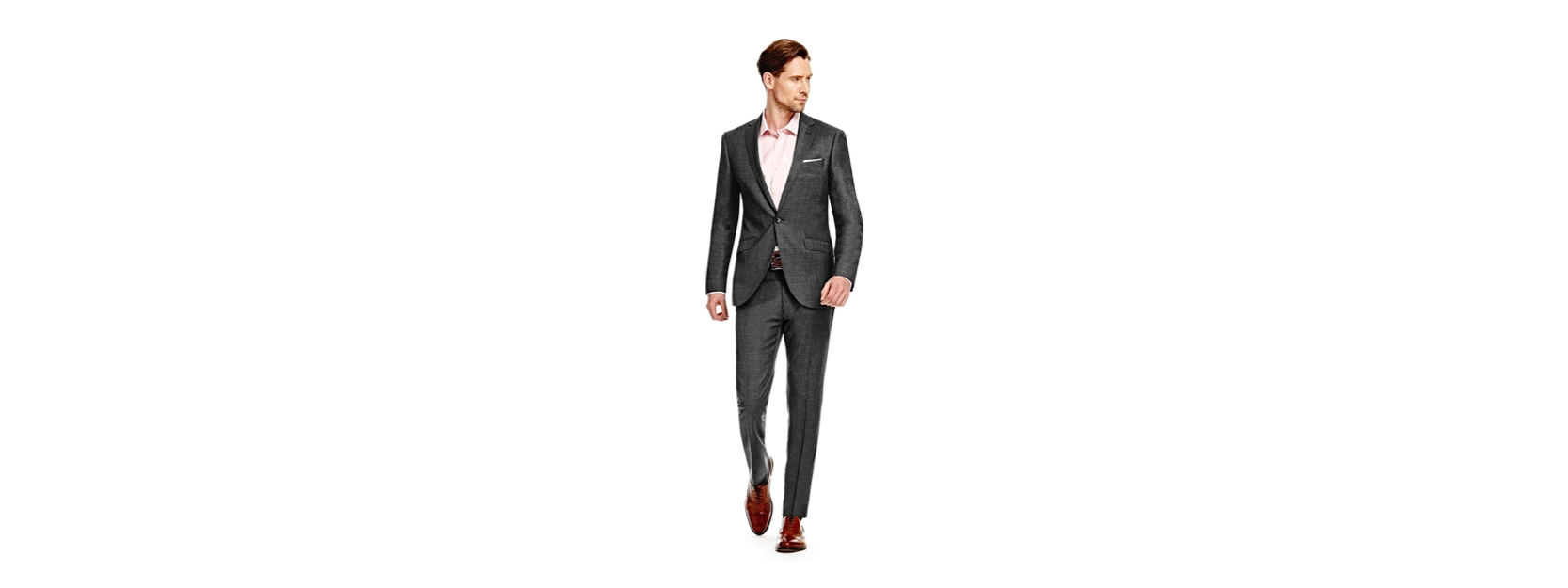 a85c2fa9bf905 MEN'S CHARCOAL TWILL EXTRA SLIM FIT SUIT – SUPER 120S WOOL ...